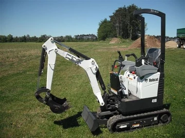 Click On The Image To Download Bobcat 418 Compact Excavator Service Repair Manual 6986853 10 10 Heavy Equipment Manual Repair Manuals Excavator Repair