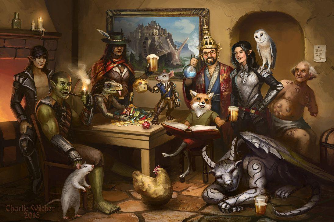 The Moondore Marauders by CharlieWilcher.deviantart.com on @DeviantArt |  Character art, Elves fantasy, Art