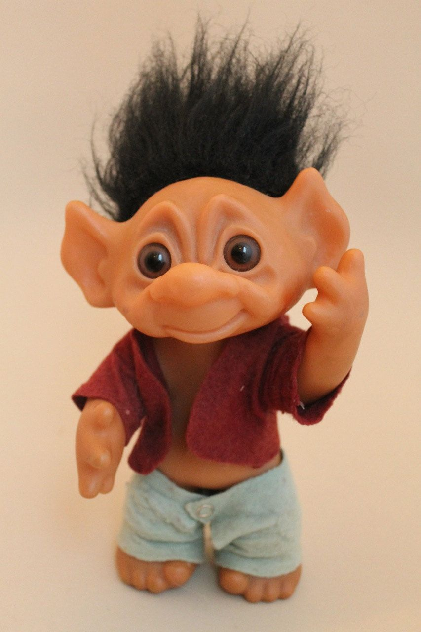 Image result for troll doll