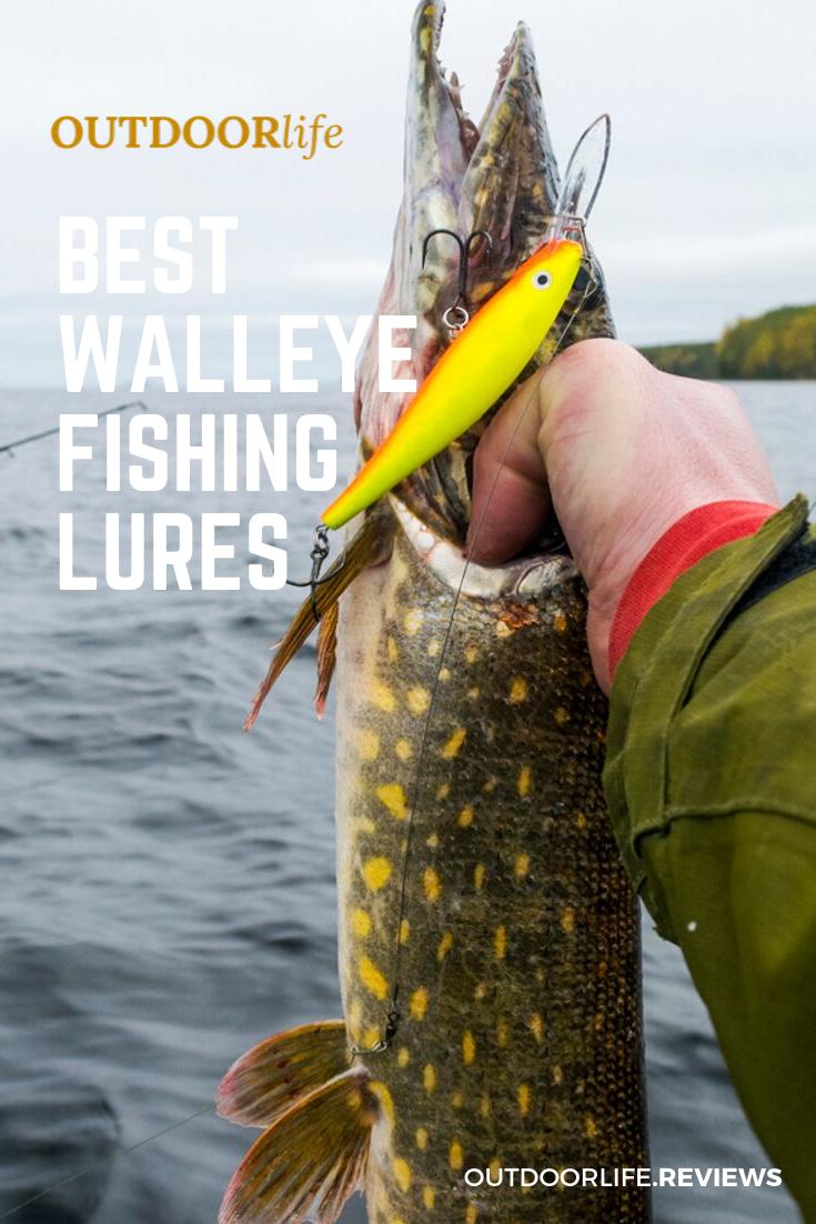 Top 25 Best Walleye Fishing Lures Walleye Fishing Walleye Fishing Lures Walleye Fishing Tips