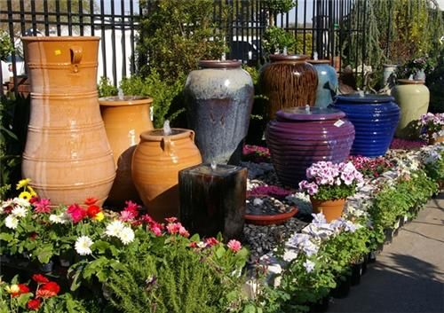 Small Outdoor Fountains   Google Search