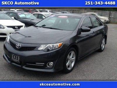 2012 Toyota Camry $15,951