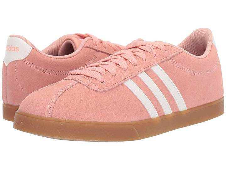 adidas Courtset Women's Lace up casual #Shoes | Adidas ...