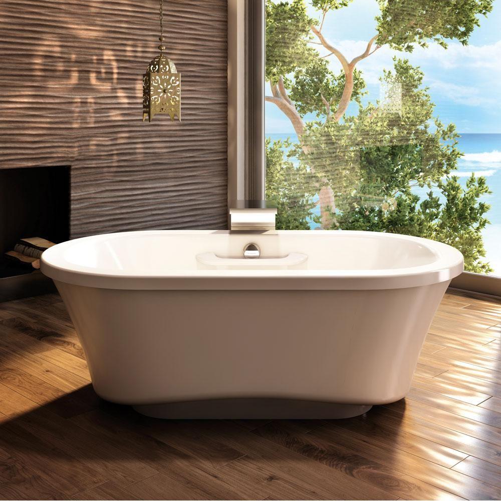 Bain Ultra Free Standing Air Bathtubs item AMMA OVAL 7242 ...