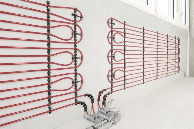 Wat je moet weten over wandverwarming - Badkamer | Pinterest ...