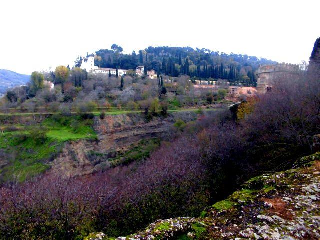 Granada, Spain... check!