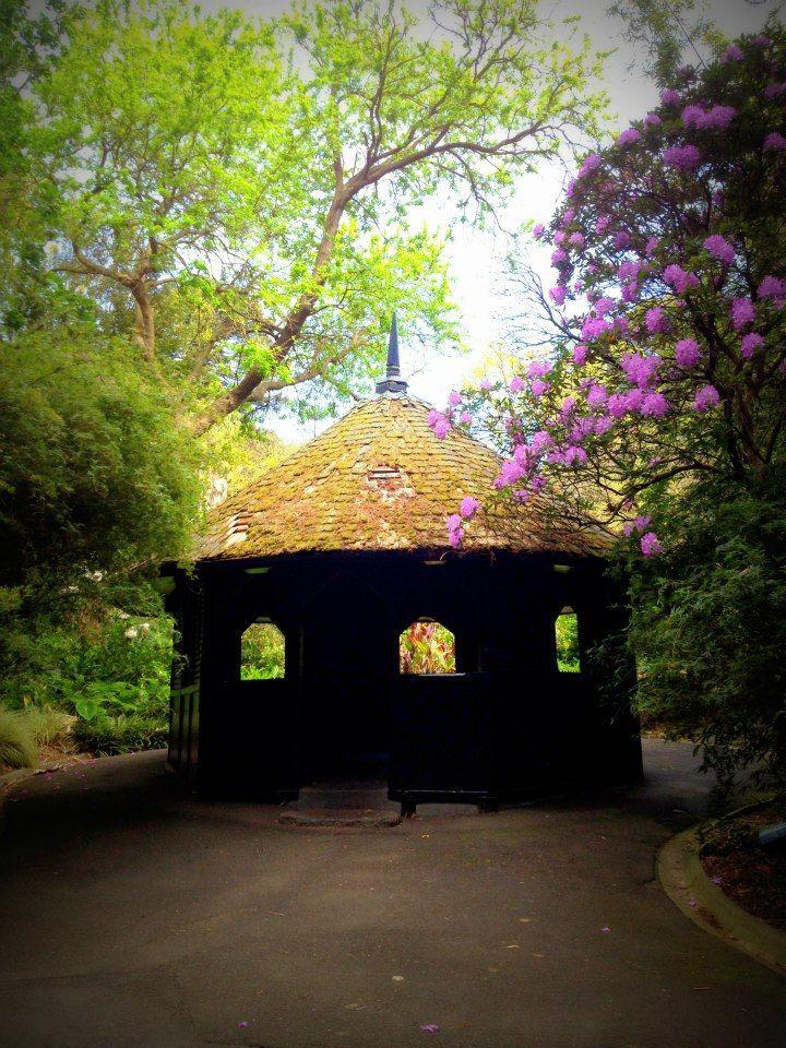 Royal Melbourne Botanic Garden | Australian garden design ...
