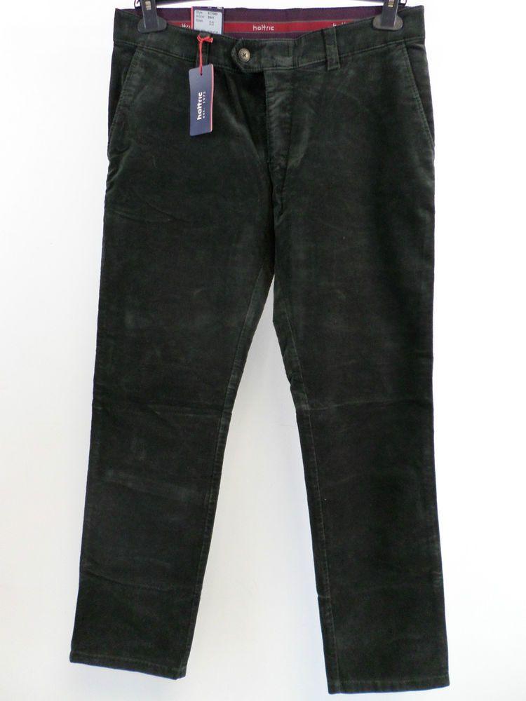762fa1ef Hattric Henry Stretch Cord Jeans Dark Khaki Mens W34 L34 - Box74 93 L # fashion #clothing #shoes #accessories #mensclothing #jeans (ebay link)