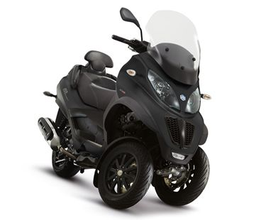My New Scooter Piaggio MP3 500 LT Sport. Fancy :)