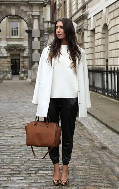 Best Of Street Style From London Fashion Week A/W 2014