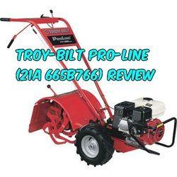 best garden tiller. is the troy-bilt pro-line frt garden tiller worth it? best