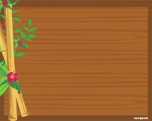 Wood Powerpoint Template PPT Template   Templates   Pinterest ...