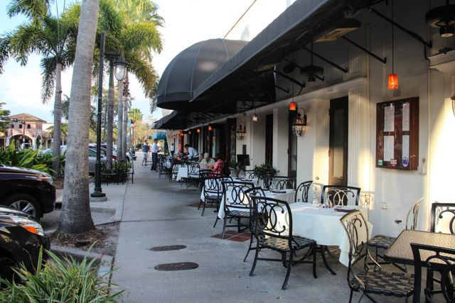 Restaurant Exterior Lido Beach Siesta Key Sarasota Florida Home