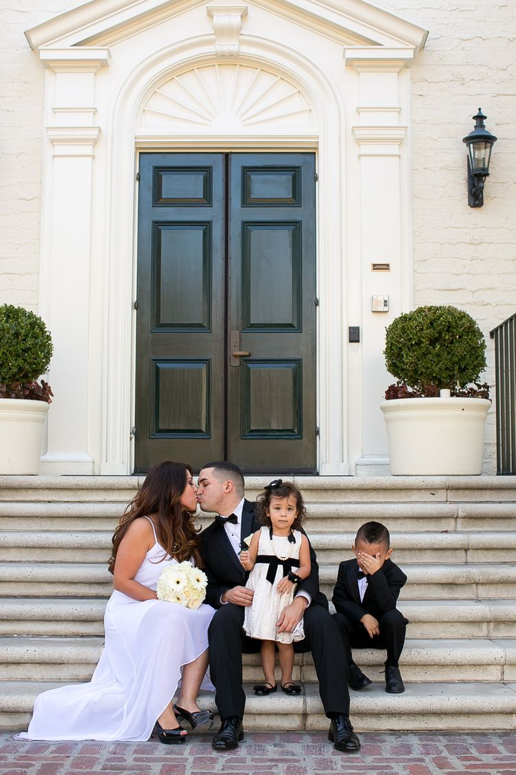 Beverly Hills Courthouse Wedding Love Family Bride Groom Los Angeles Photography Chris Holt By