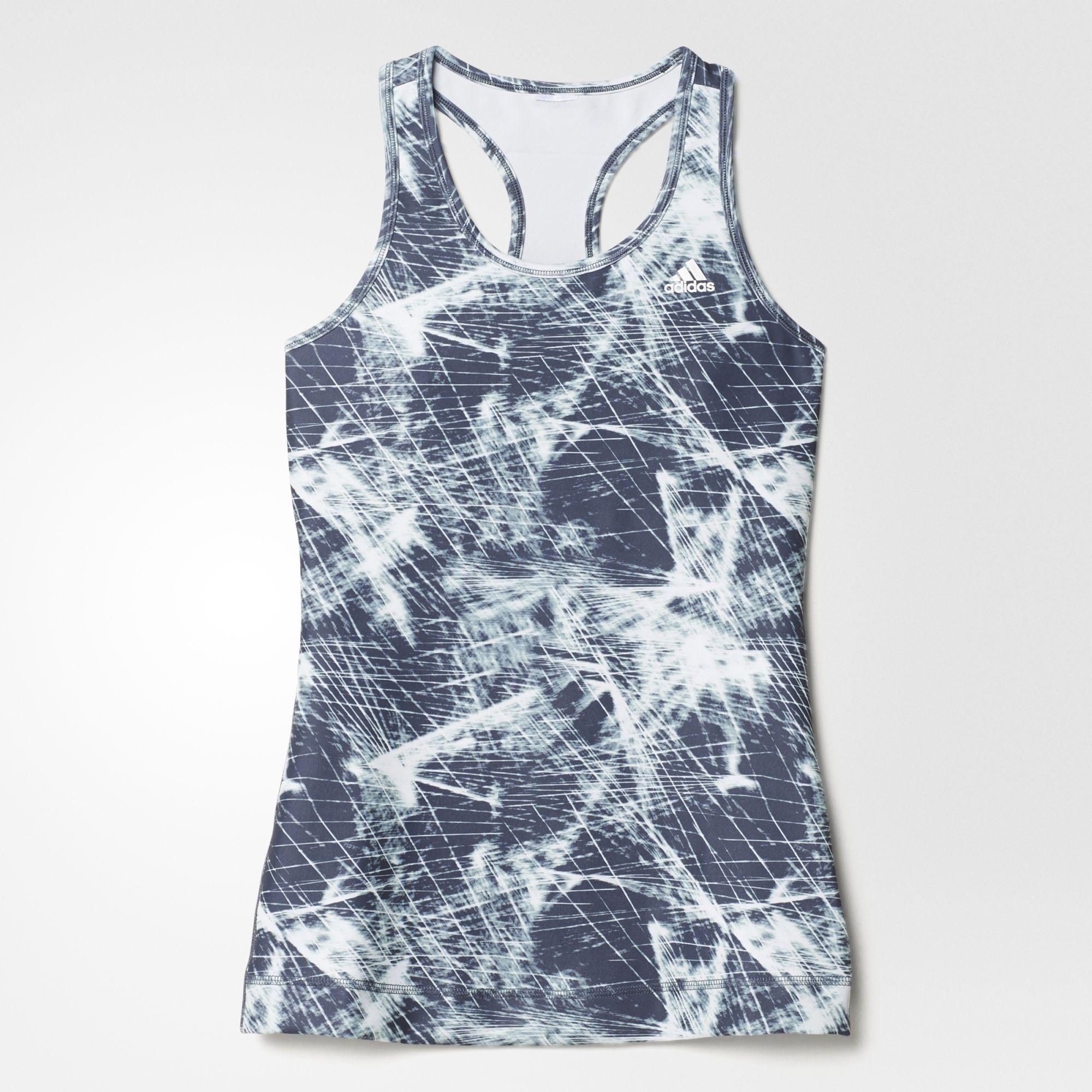 adidas Techfit Solid Tank Women's   Gym Tank Top