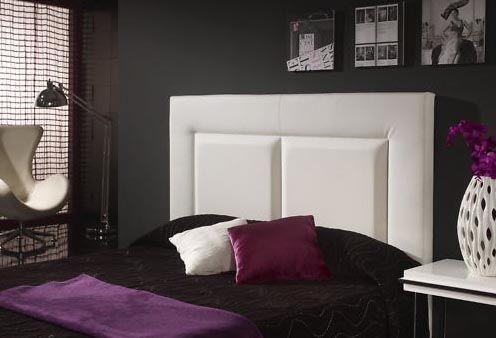 Cabeceros para cama elegantes y modernos - cabeceras de cama modernas