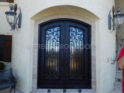 iron door sample 16 image | Front Yard Design Idea\'s | Pinterest ...