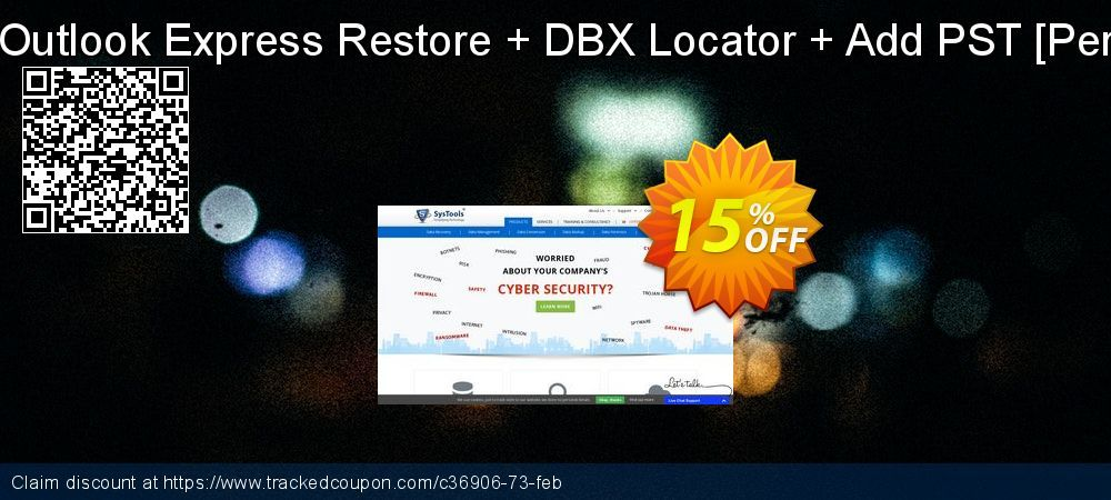 20 Off Bundle Offer Outlook Express Restore Dbx Locator