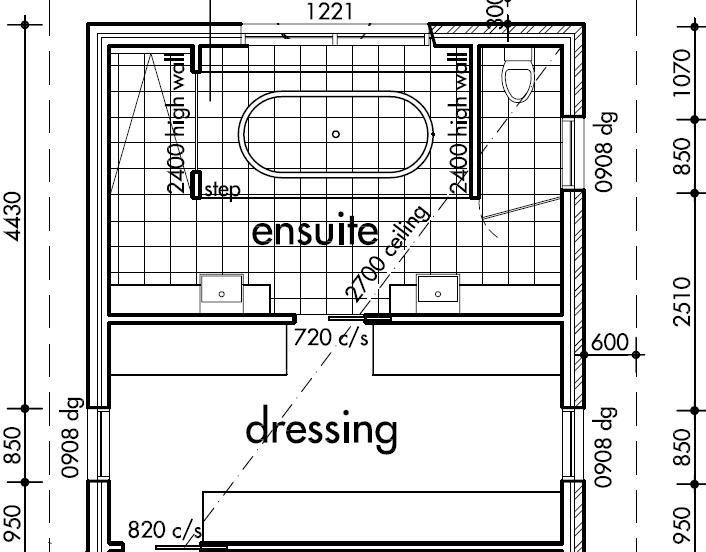 Ensuite And Dressing Master Bedroom Plans Bedroom Floor Plans Bathroom Floor Plans