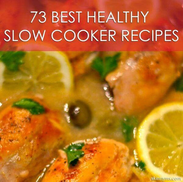 recept med slow cooker