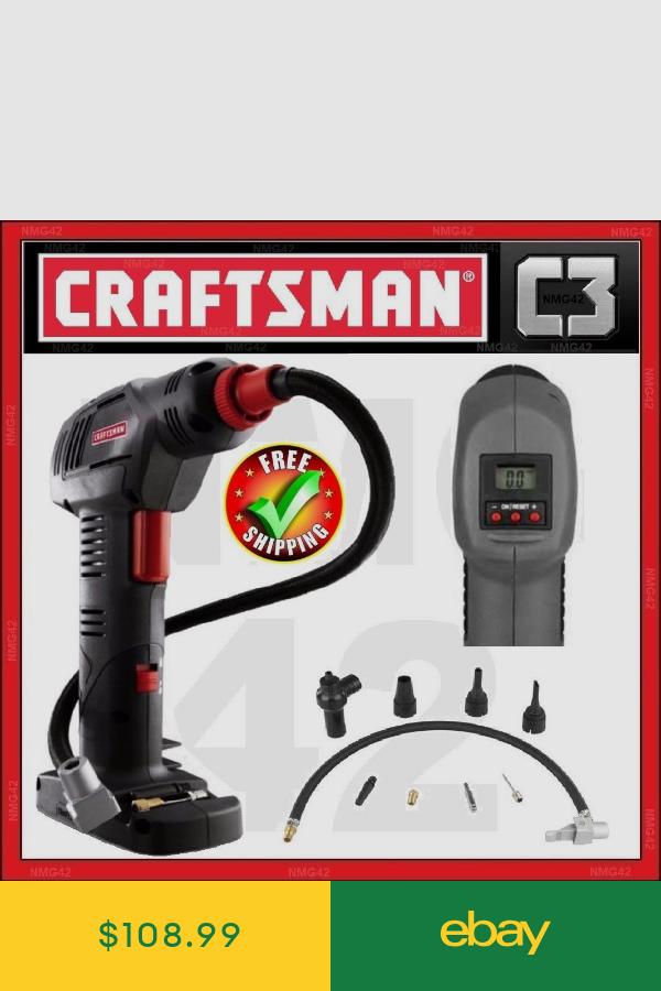 Craftsman Air Compressors Home & Garden ebay Portable