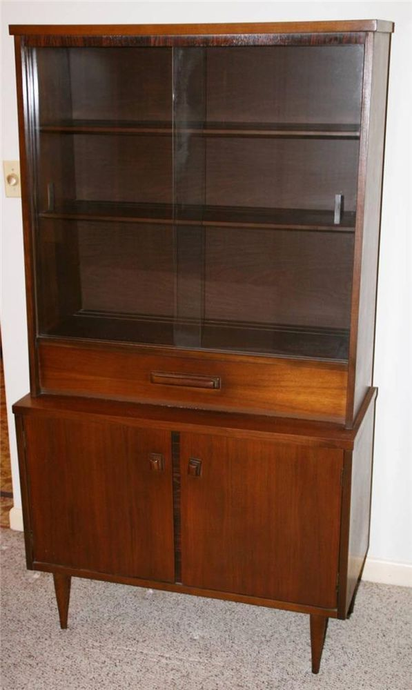 Bassett China Cabinet Vintage | Cabinets Matttroy