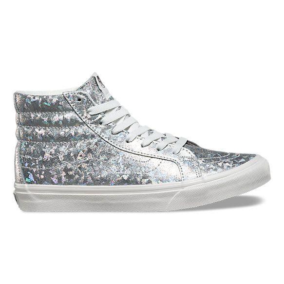 221652bf80 Hologram SK8-Hi Slim. Hologram SK8-Hi Slim Vans Sneakers