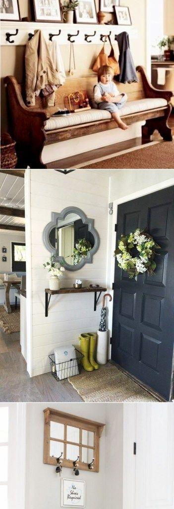 Small Entryways - 29+ Small Foyer Decor Ideas For Tiny Foyers ...