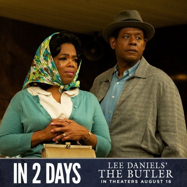 Oprah feared embarrassing herself in The Butler - NY