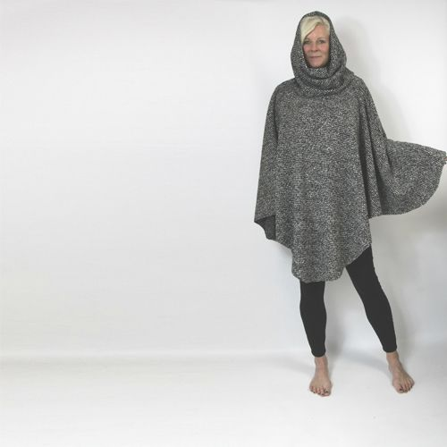 freebook Poncho | SEW | Pinterest | Sewing, Crafts and Cape