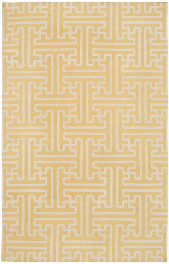 Surya Archive ACH1700 Yellow Rug available on Rugs USA