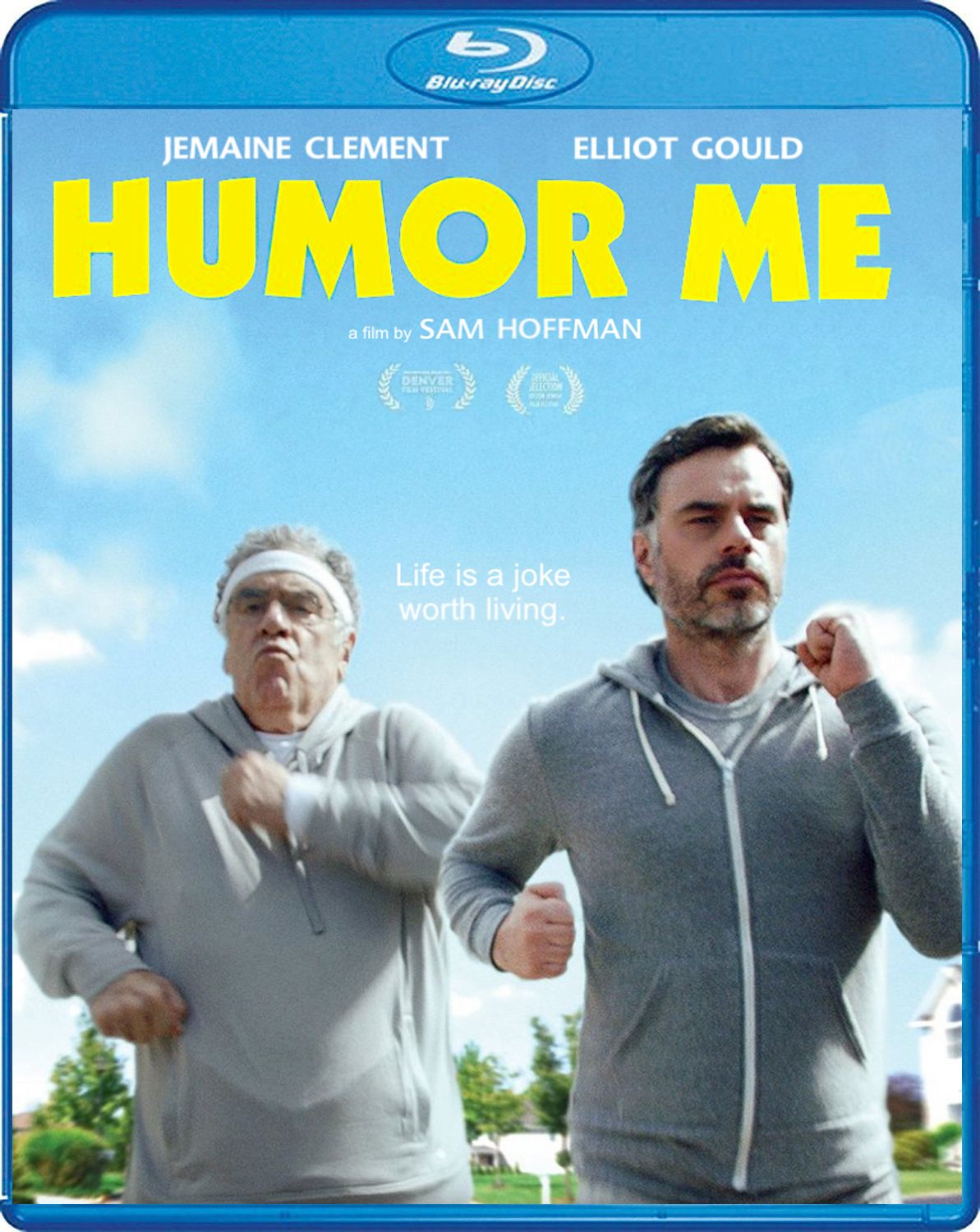 HUMOR ME BLURAY (SHOUT FACTORY) Humor, Blu ray, Blu