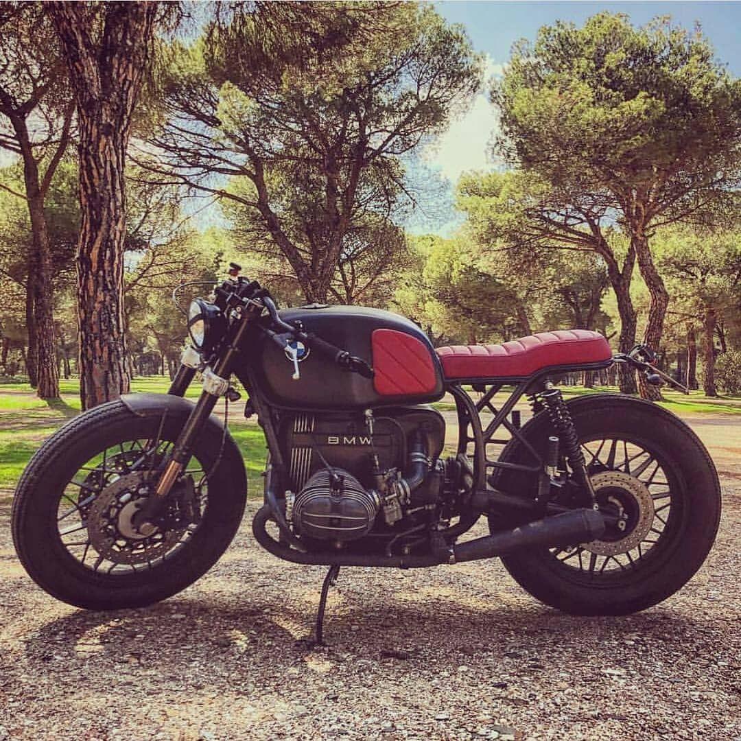 Bmw Crd91 By Caferacerdreams Lordofwheel Motorcycle Moto Bike Builtnotbought Retroride