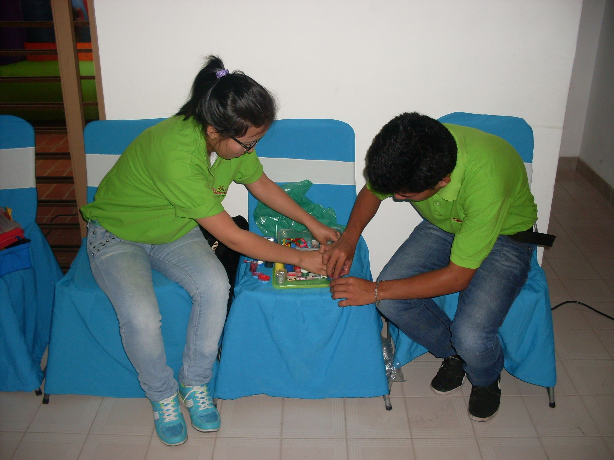PORTAFOLIO DE EVENTOS www.fiestashamue.jimdo.com Contactenos Telefonos: 0212-427.6042/0416-219.1474 fiestashamuel@gmail.com