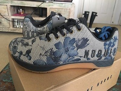 7e60f2d82af4 womens floral no bull crossfit trainers size 9.5