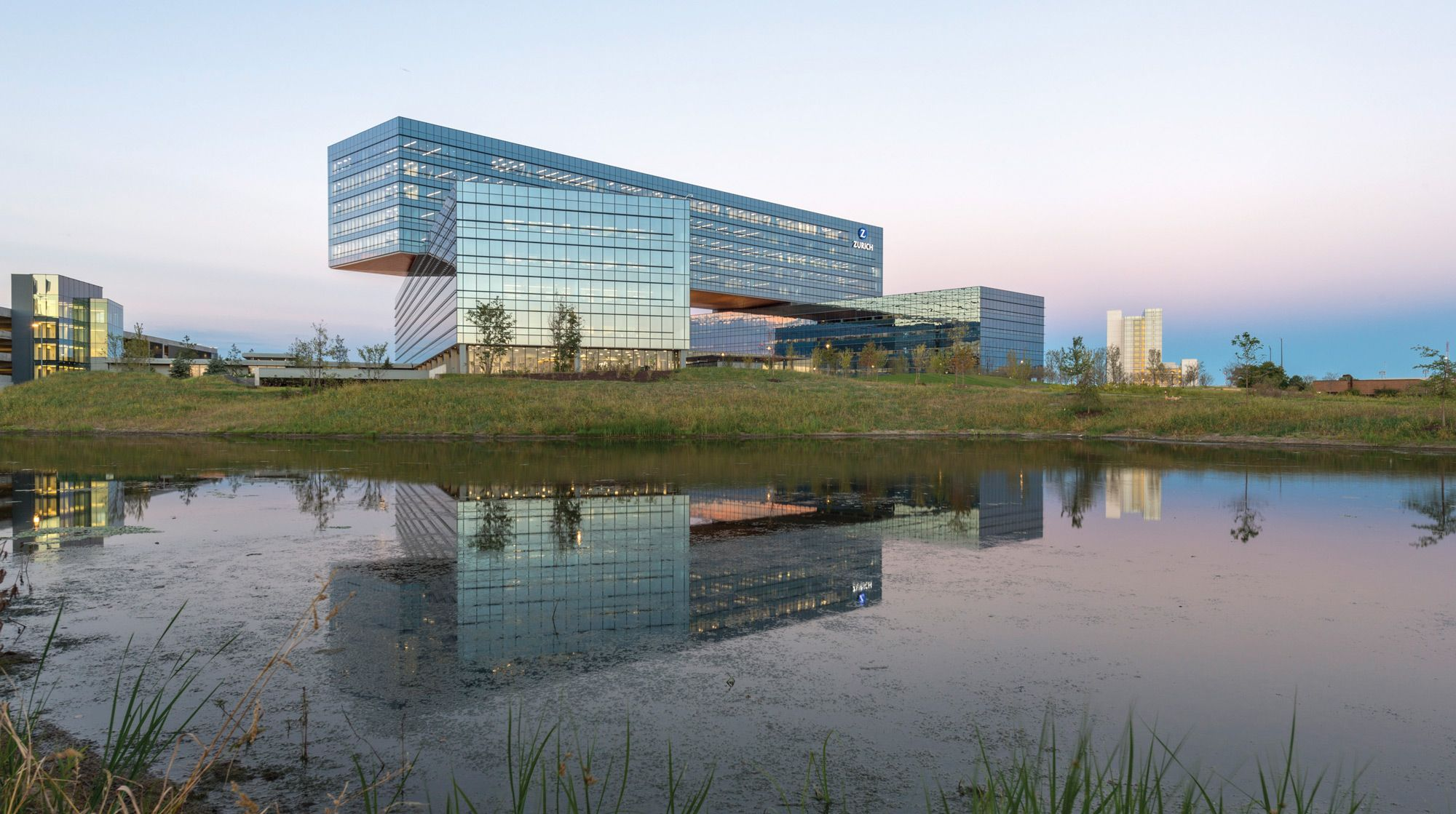 Goettsch Partners Zurich Insurance Group S North American Hq