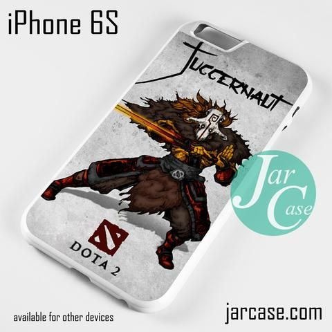 Dota 2 Juggernaut Phone case for iPhone 6/6S/6 Plus/6S plus