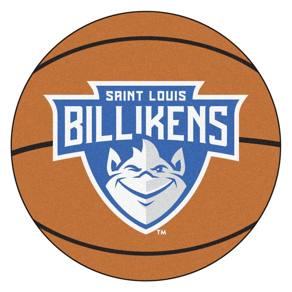 St. Louis Billikens Basketball Area Rug