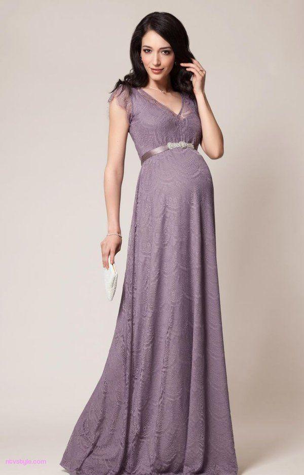 Vistoso La Boda Vestido De Maternidad Inspiración - Vestido de Novia ...