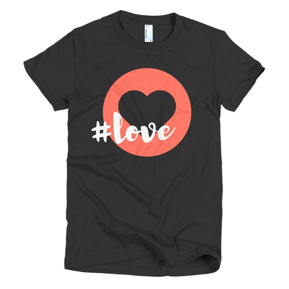 The #Love Tee