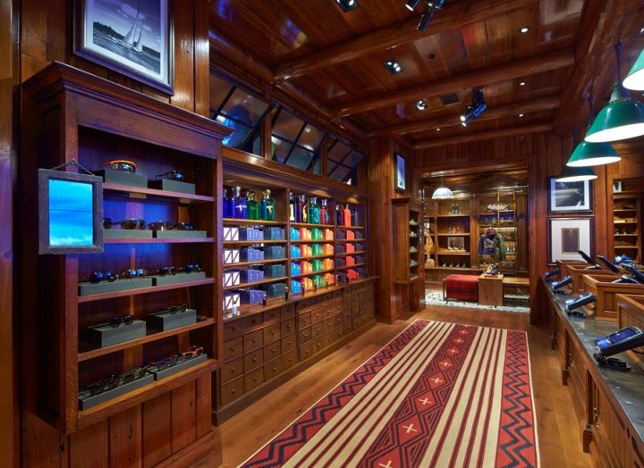 Store Polo At Fifth Flagship By Architecture Hs2 Avenue Ralph Lauren OkiuXPZ