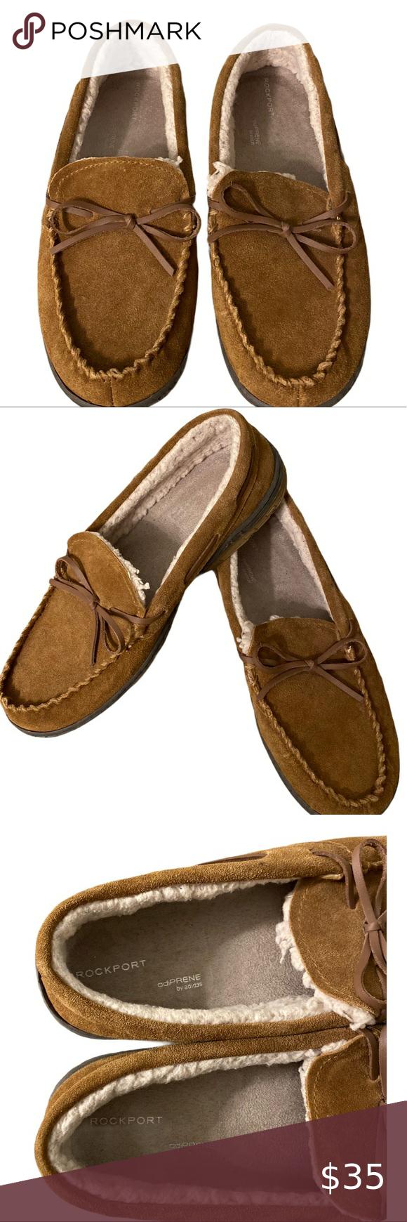 Rockport Indoor/Outdoor Slippers Size 9