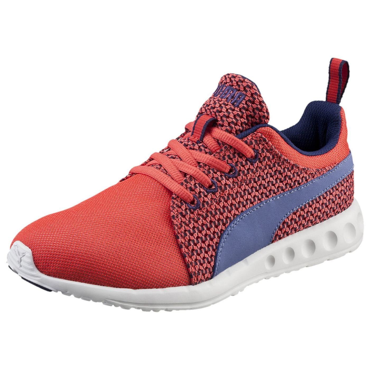 Puma Sneaker CARSON RUNNER KNIT Weiss Damen Sneakers Schuhe