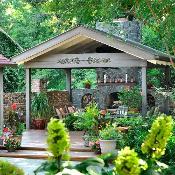 Garden Decking Ideas For Small And Large Plots: How To Design The Deck Of Your Dreams