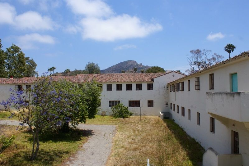 camarillo state mental hospital now known as california