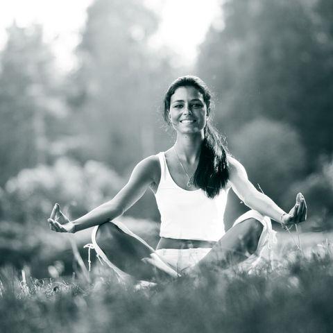 pinrachel meyer on health  burn calories yoga