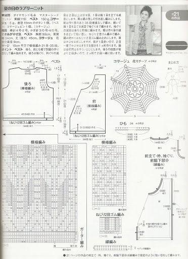 毛糸だま(№137,2008秋号) - 卜凡 - Álbumes web de Picasa