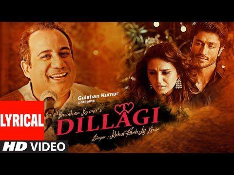 Tumhe Dillagi Song By Rahat Fateh Ali Khan Huma Qureshi Vidyut