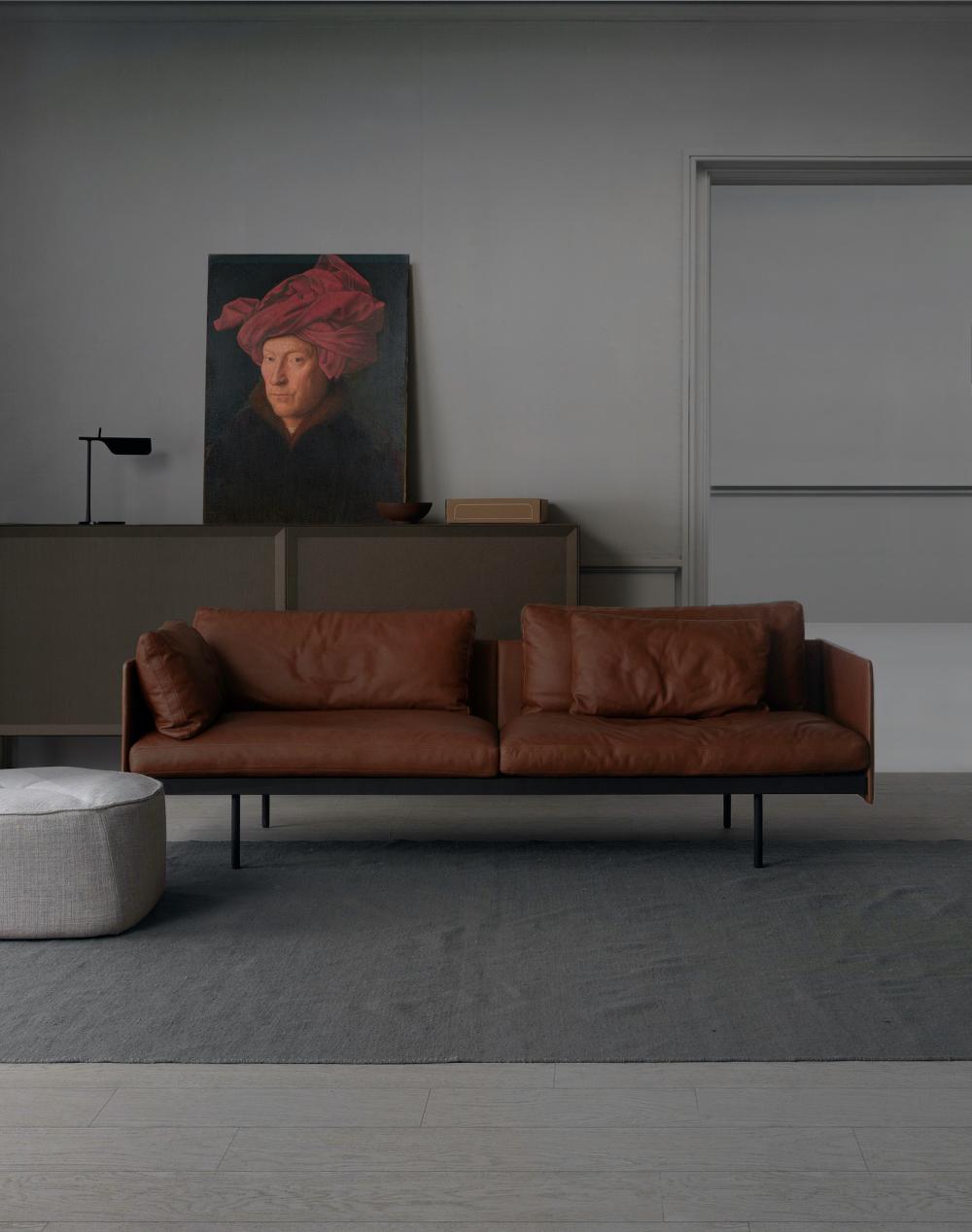 Bureau Minimalist Sofa Sofa Design Couch Design
