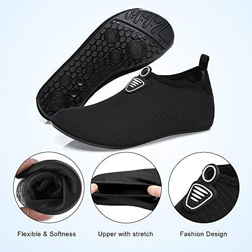 Water Shoes For Men Women Aqua Beach Barefoot Socks Yoga Swim Shoes Big Size